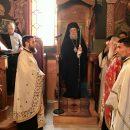 Η Εορτή των Αγίων Κωνσταντίνου και Ελένης στο πανηγυρίζον Παρεκκλήσιο του Επισκοπείου της Νέας Περάμου