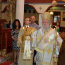 Κυριακή Γ΄ Ματθαίου στον Ιερό Ναό Αγίου Γεωργίου Παλαιοχωρίου