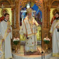 Κυριακή Β΄ Ματθαίου στον Ιερό Ναό Αγίου Νικολάου Νέας Περάμου