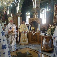 Κυριακή ΙΓ΄ Ματθαίου στο Ακροβούνι Παγγαίου