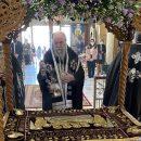 Η Αποκαθήλωση του Κυρίου στον Ιερό Ναό του Αγίου Ελευθερίου Ελευθερουπόλεως