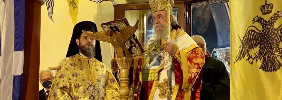 Η Ανάσταση του Κυρίου στον Ιερό Ναό Αγίου Ελευθερίου Ελευθερουπόλεως