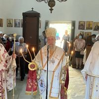 Η Εορτή της Αγίας Κυριακής στην Μεσορόπη Παγγαίου