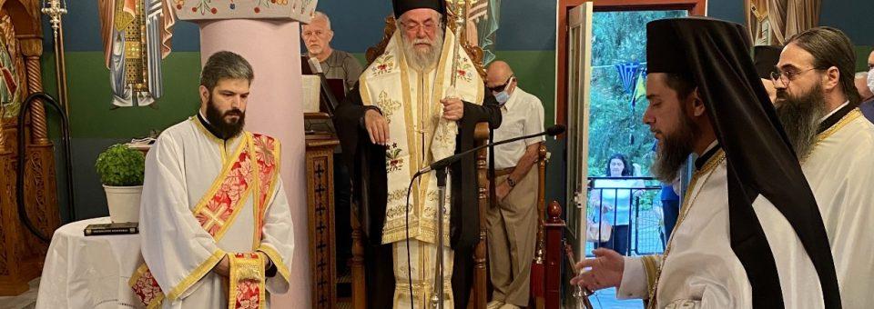 Η εορτή της Αγίας Παρασκευής στο Αγίασμα Ελευθερούπολης
