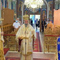 Κυριακή μετά την εορτή της Υψώσεως του Τιμίου Σταυρού στο Χορτοκόπι Παγγαίου